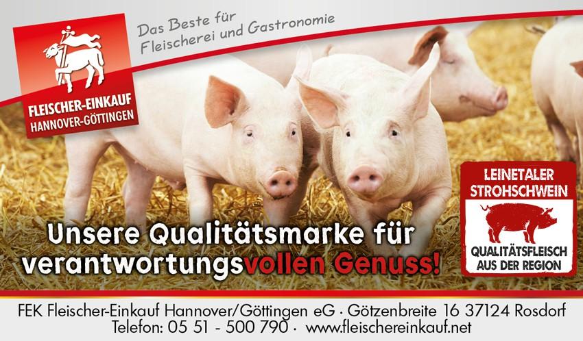 Leinetaler Strohschwein regional Harz Tierwohl